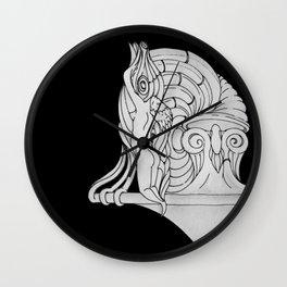 Ivory Tower (v3) Wall Clock