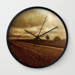 Saudade Wall Clock
