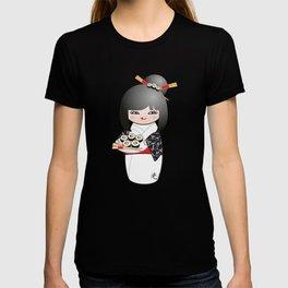 Kokeshi Sushi T-shirt