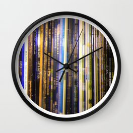 dyn-o-mite!!! Wall Clock