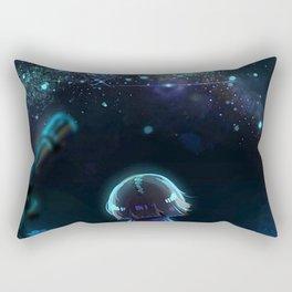 Starry(Undertale)night Rectangular Pillow
