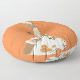 Mesopotamian  Floor Pillow