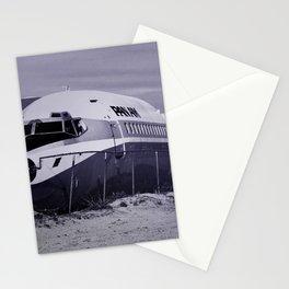 Panam Airplane Graveyard Stationery Cards