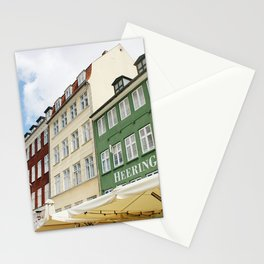 Colors of Nyhavn Stationery Cards