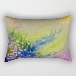 Flight Rectangular Pillow
