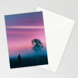 Misty Self Portrait Stationery Cards