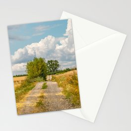 July afternoon Stationery Cards