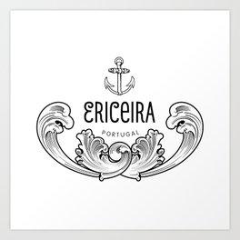 Ericeira Art Print