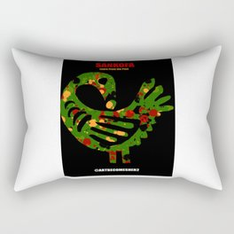 SANKOFA - Learn from the Past! Rectangular Pillow