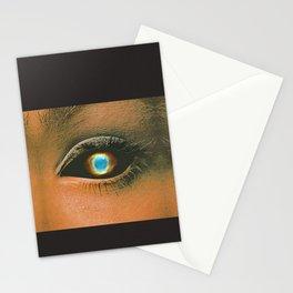 Cosmic eye  Stationery Cards
