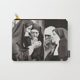 The Great Nuns Carry-All Pouch