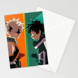 Bakugo Stationery Cards