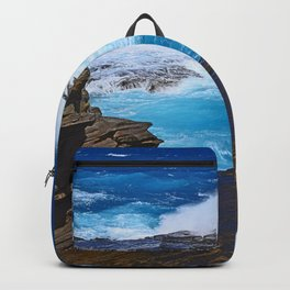 Hawaiian Tropical Breathtaking Coastline Backpack
