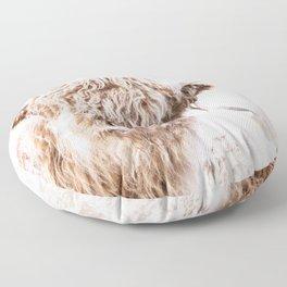 HIGHLAND CATTLE LULU Floor Pillow