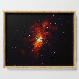 283. Supernova SN 2014J Explodes Serving Tray