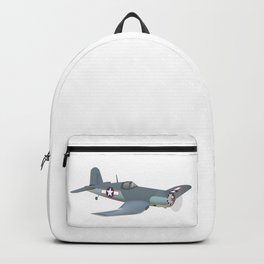 Corsair WWII Airplane Backpack
