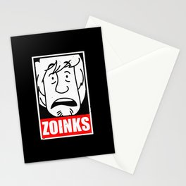 zoinks Stationery Cards