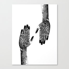 Stay Connected Canvas Print