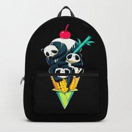 Panda Ice Cream Backpack
