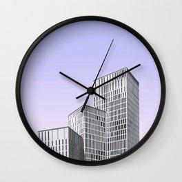 City Dream III Wall Clock