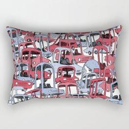 Cars! Rectangular Pillow