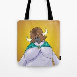 Mrs. Bison Tote Bag