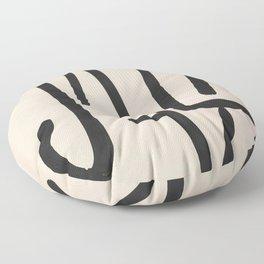 Jazz by Henri Matisse Floor Pillow