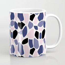 Colored stones samless pattern Coffee Mug