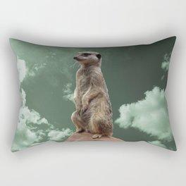 King of the world.... Rectangular Pillow