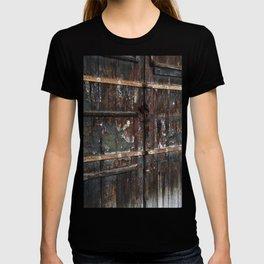 Antique Facade of Taormina in Sicily T-shirt