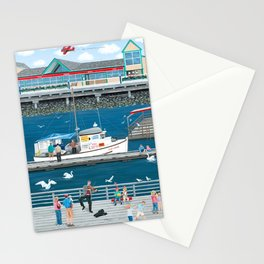 Steveston Landing Stationery Cards