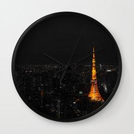 Tokyo 69 Wall Clock