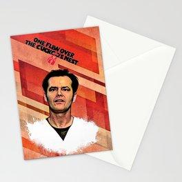 One Flew. Stationery Cards