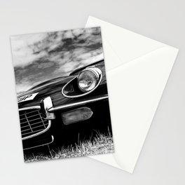 E-Type Jaguar Classic Motor Car Stationery Cards