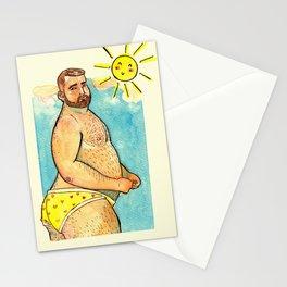 Beary hot Stationery Cards