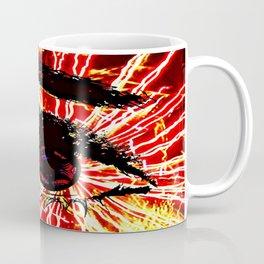 Shinning Through the Eye Coffee Mug