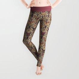 Kilim Fabric (Vintage) Leggings