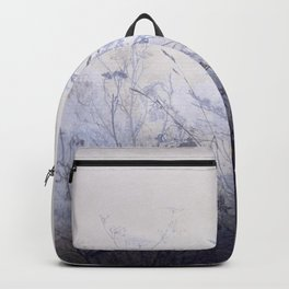 Léon Bonvin - Birds Resting on Bushes Backpack