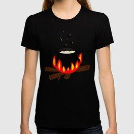 HALLOWEEN CAULDON T-shirt