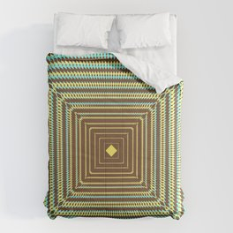 Argyle Comforters