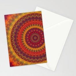 Mandala 287 Stationery Cards