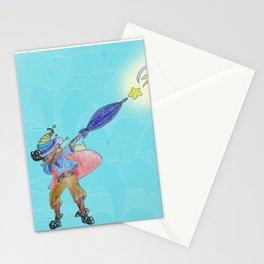 Abraca-DAB-ra Stationery Cards