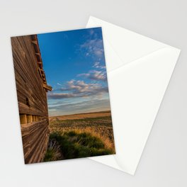 Grain Elevator 12 Stationery Cards