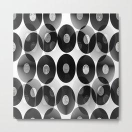 Something Nostalgic II - Black And White #decor #society6 #buyart Metal Print