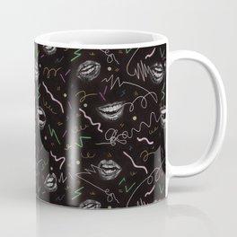 Speech Signals by Chrissy Curtin Coffee Mug