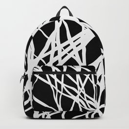 Grounded Figure Backpack