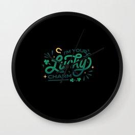 st patrick Wall Clock