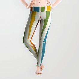 Mid-Century Modern Art 1.4 Leggings
