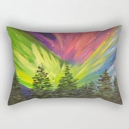 Aurora 2019 Rectangular Pillow