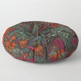 Krampus II Floor Pillow